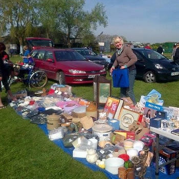 Boot sale